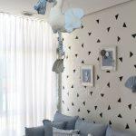 Penduricalho de teto para quarto de menino