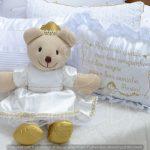 Ursa princesa para cama infantil
